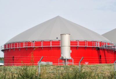Large Biogas